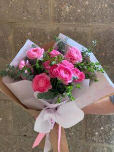 Bouquet Ranúnculo Especial